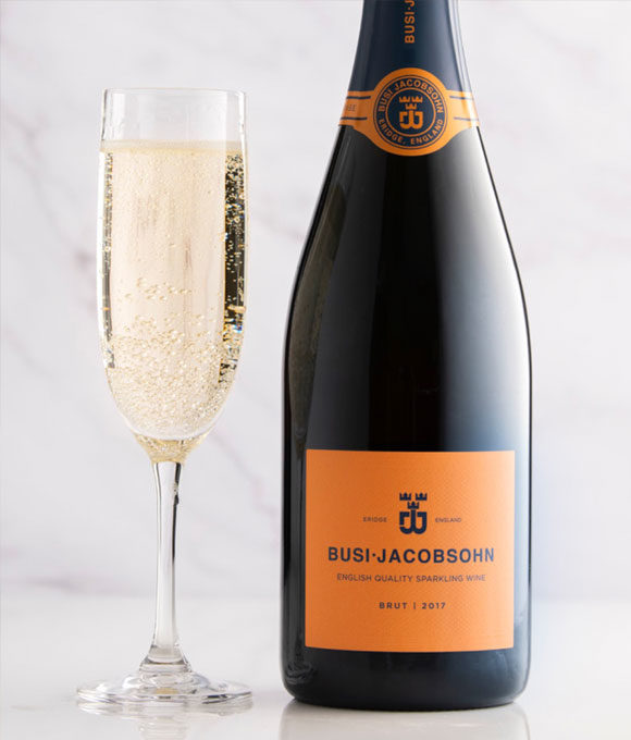 Shop For English Sparkling Wines - Busi Jacobsohn
