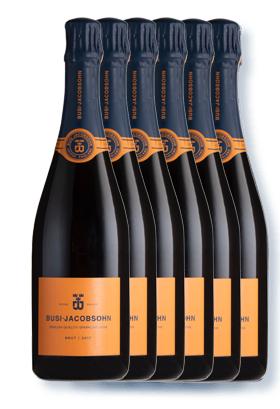 Case of six 2017 Classic Cuvée