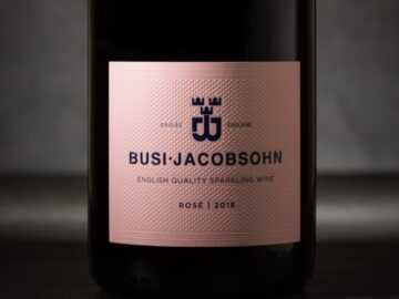 Vintage 2018 Release of our Luxury Sparkling  Wine - Busi Jacobsohn