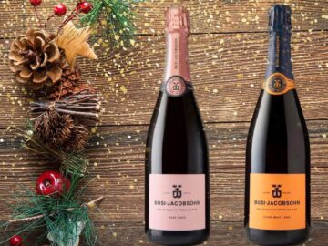 Our New 2018 vintage Luxury Sparkling Wines Are Here - Busi Jacobsohn